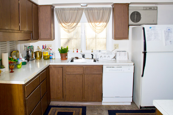 Independent Living - Kitchen